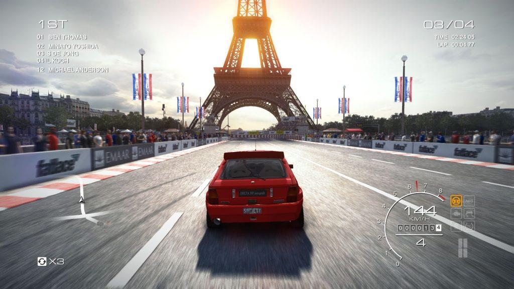 Free Mobile Grid autosport