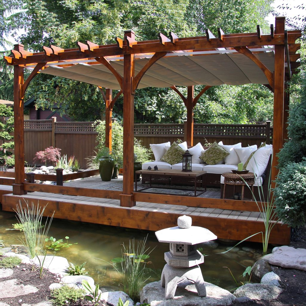 buying the pergola